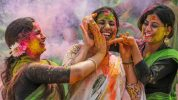 How To Care Hair Or Skin Holi Festival In Hindi