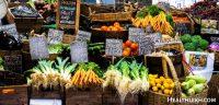 फल और हरी सब्जियां, Fruits and Green Vegetables