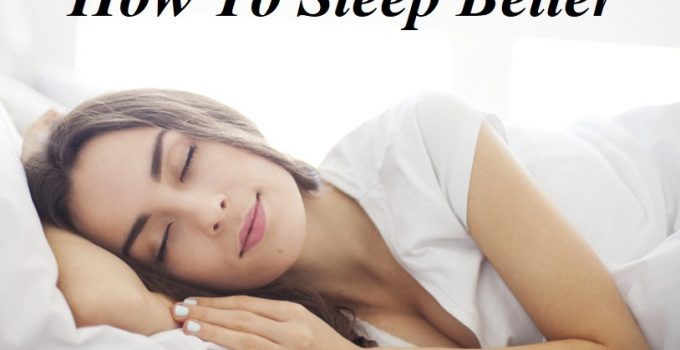 How To Sleep Better at Night in Hindi